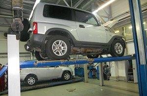 Износ заменяемых деталей автомобиля