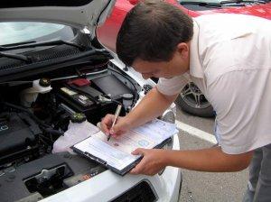 Разговор на тему низких страховых выплат и экспертизы авто.